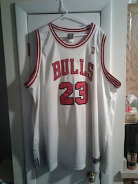 white and red chicago bulls 23 jersey Taunton, 02780