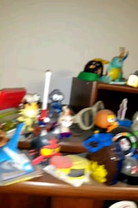 Happy Meal Toy Collection