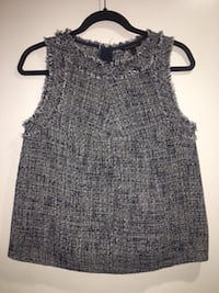 Banana Republic Tweed Tank Top  Falls Church, 22041