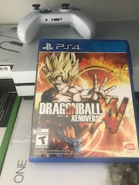 Dragonball Xenoverse XV PS4 game case Riverdale, 20737