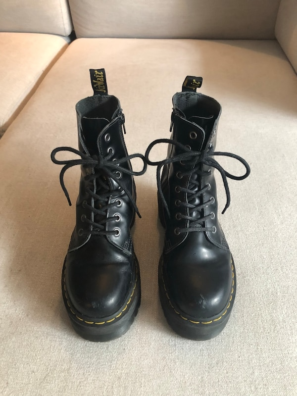 5f8cde747 Dr. Martens Jadon 8-Eye Booy. HomeFashion and Accessories West HollywoodUsed  ...