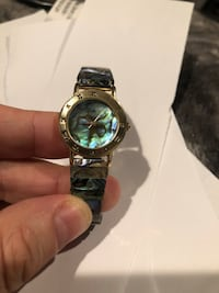 Vintage Xanadu Women's Abalone Watch- New Battery 10/3/18 Rockville, 20851