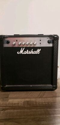 Guitar Amplifier  marshall