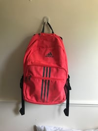 red and black Adidas backpack Ottawa, K1T 4G6