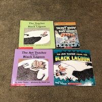 Black Lagoon books Vaughan, L4J 4V3