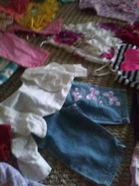 toddler's assorted clothes 2185 mi