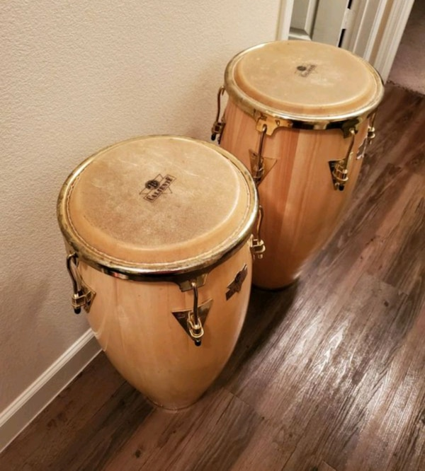 LP Caliente Series Conga Drums great condition! $200 OBO 1
