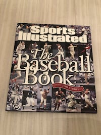 Sports illustrated The baseball book Mississauga, L5M 6V5