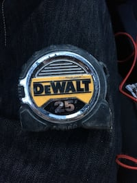 Dewalt measuring tape Mississauga, L5N 2W2