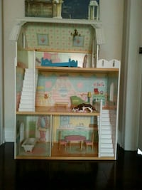 Kraft Doll House