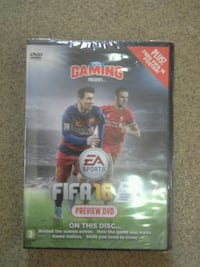 FIFA 16 DVD by Gaming