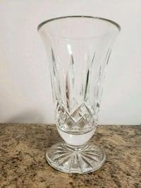 Waterford Crystal Vase Middlesex County, 08859