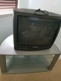 "26"" TV and stand Beaumont, 92223"
