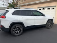 2016 Jeep Cherokee Limited Clark