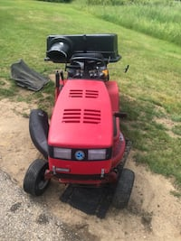 Snapper le1433h hydrostatic riding mower