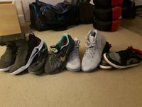 Various Basketball Shoes for sale Nike