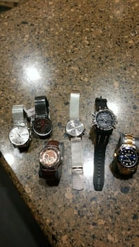 Watches - just a few others (prices vary) Houston, 77056