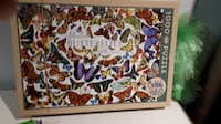 !,000 Pc. Butterfly Jigsaw Puzzle Complete TORONTO