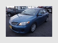 2013 Toyota Corolla LE 4-Speed AT Woodbridge