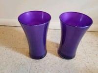 two purple glass cups Silver Spring, 20906