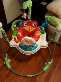 FISHER PRICE Rainforest jumperoo PICK UP ONLY Riverside, 60546