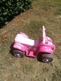 pink and purple ride on toy Macon, 31206