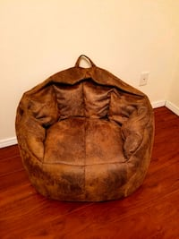 Beanbag distressed leather Henderson, 89074
