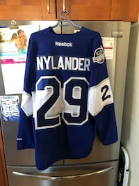 Leafs Xl centennial classic nylander jersey excellent condition  Cambridge, N1R 6X8
