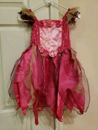 Child Fairy Costume with Wings, Small Ashburn, 20148