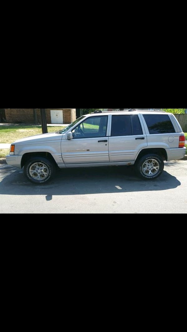 Jeep - Grand Cherokee orvis edition  - 1997 592211ac-a2bc-43e9-afff-8131233a8ff3