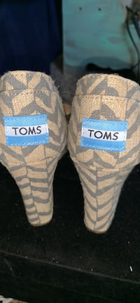 Wedges 6.5W Toms  Oklahoma City, 73139