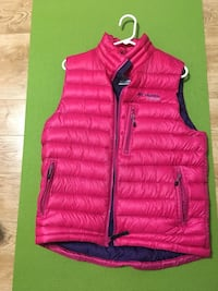 Columbia down vest Winnipeg, R3N