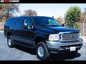 2004 Ford Excursion 137  WB 6.0L Special Serv 4WD