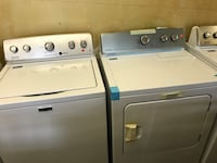 NEW MAYTAG WASHER AND DRYER COMBO  Palisades Park, 07650