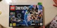 Xbox 360 Lego Dimension starter pack  8413 km
