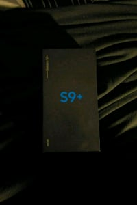 S9 Plus at&t new in box  Manassas, 20110