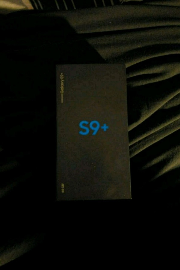 S9 Plus at&t new in box