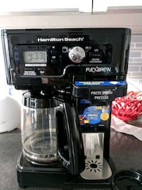 Flexbrew dual coffee maker Burnaby, V5A 4K8