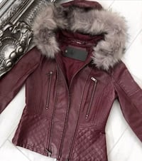 Penelope Pinot leather jacket XL  Dickerson, 20842