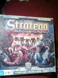 Strategy The Classic Game box