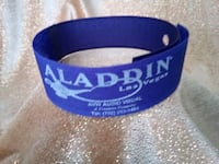 Casino Collectable back stage pass wrist band Las Vegas