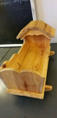 Brand new, handcrafted baby cradle, perfect for ch Tacoma, 98446