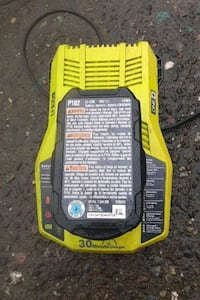 Ryobi one battery charger plus battery