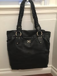 Michael Kors Leather tote- very soft, in good condition  Toronto, M6R 1M1