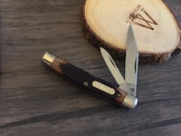 The Old Timer Schrade Cutlery Knife like Grandad's 330T Active Olney
