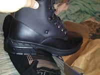 steel toe boots waterproof size #10 Norman
