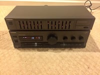 Technics amplifier and equalizer Silver Spring