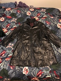 Leather winter jacket Mississauga, L5V 2J5