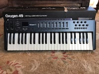 M-Audio Oxygen 49 MIDI Keyboard Annapolis, 21403