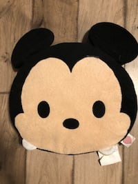 Mickey Mouse baby pillow ( bought not used)
